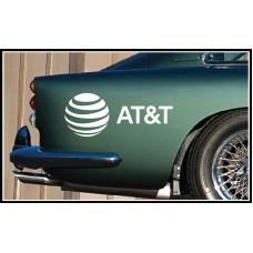 AT&T Vinyl Sticker