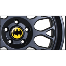 Batman Wheel Badges (Set of 4)