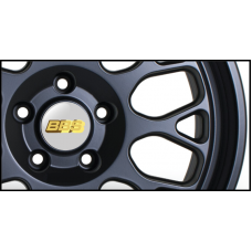 BBS Wheel Badges (Set of 4)