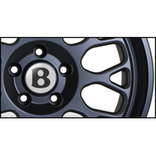 Bentley Wheel Badges (Set of 4)