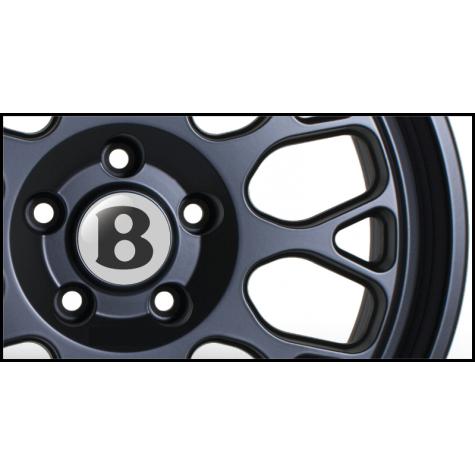 Bentley Wheel Badges (Set of 4)