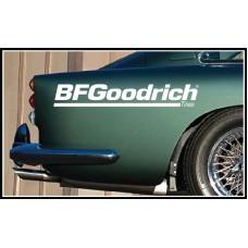 BF Goodrich Vinyl Sticker