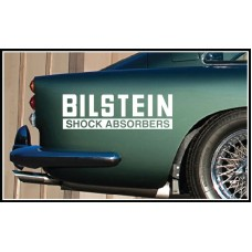 Bilstein Vinyl Sticker