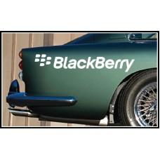 Blackberry Vinyl Sticker