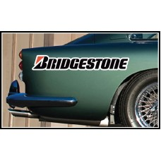 Bridgestone Colour Vinyl Sticker