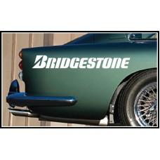 Bridgestone Vinyl Sticker