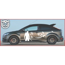 Car Graphics 011