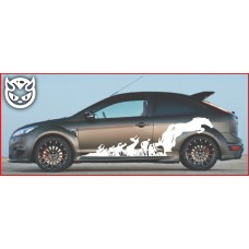Car Graphics 012