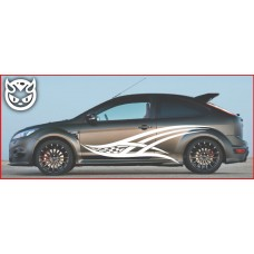 Car Graphics 021