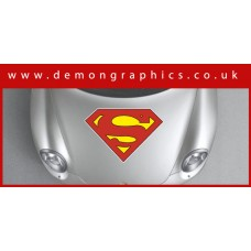Bonnet Sticker - Superman