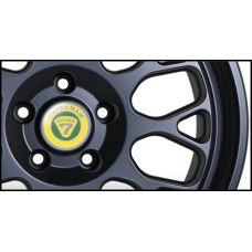 Caterham Wheel Badges (Set of 4)