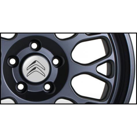 Citroen Wheel Badges (Set of 4)