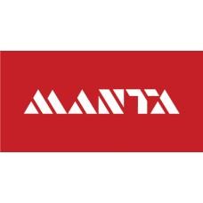 Old Skool Classic Vinyl Sticker: Manta