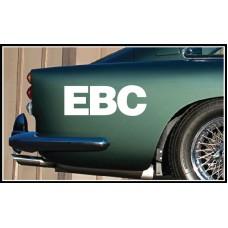 EBC Vinyl Sticker