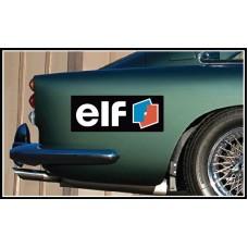 ELF Vinyl Sticker