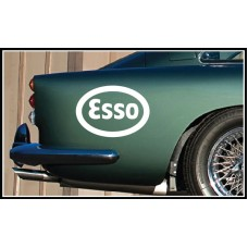 Esso Vinyl Sticker