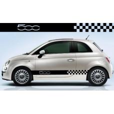 Fiat 500 Graphics 001