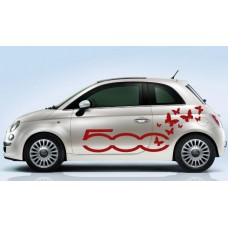 Fiat 500 Graphics 003