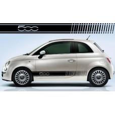 Fiat 500 Graphics 007