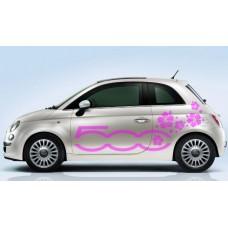 Fiat 500 Graphics 008