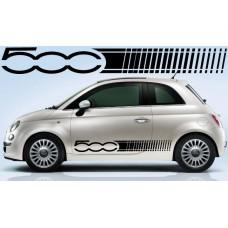 Fiat 500 Graphics 009