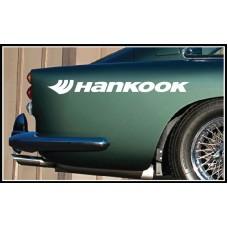 Hankook Tyres Vinyl Sticker