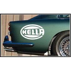 Hella Vinyl Sticker