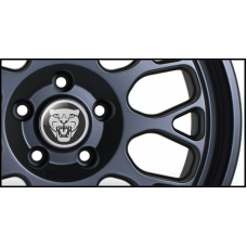Jaguar Wheel Badges (Set of 4)