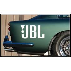 JBL Vinyl Sticker