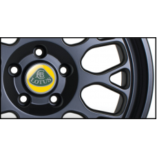 Lotus Wheel Badges (Set of 4)