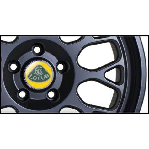 Lotus Wheel Badges (Set of 4)