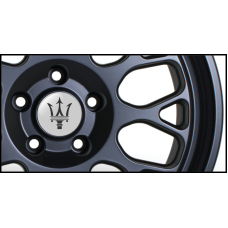 Maserati Wheel Badges (Set of 4)