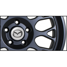 Mazda Wheel Badges (Set of 4)