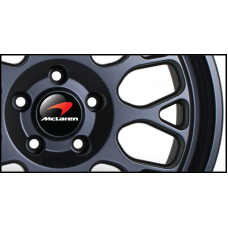 Mclaren Wheel Badges (Set of 4)