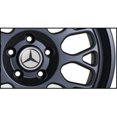Mercedes Wheel Badges (Set of 4)