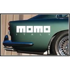 MOMO Vinyl Sticker