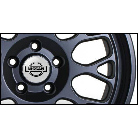 Nissan Wheel Badges (Set of 4)