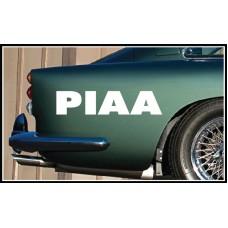 PIAA Vinyl Sticker