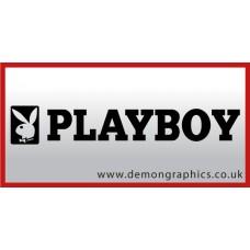 Playboy Vinyl Sticker 2