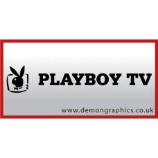 Playboy Vinyl Sticker 4