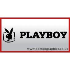 Playboy Vinyl Sticker 5