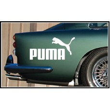 PUMA Vinyl Sticker