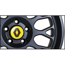 Renault Wheel Badges (Set of 4)