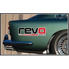 Revo Vinyl Sticker