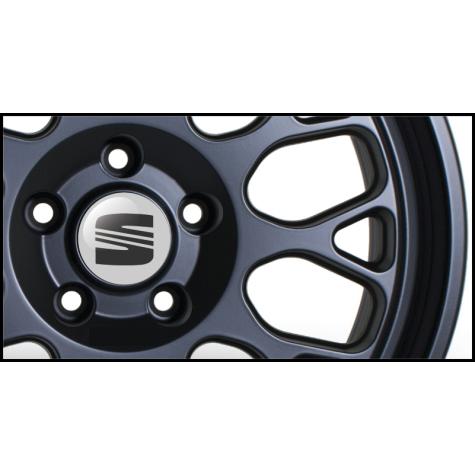 Seat Wheel Badges (Set of 4)