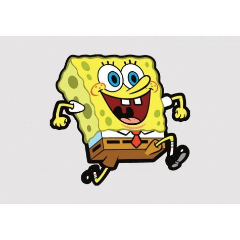 Spongebob Vinyl Sticker