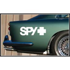 Spy Vinyl Sticker