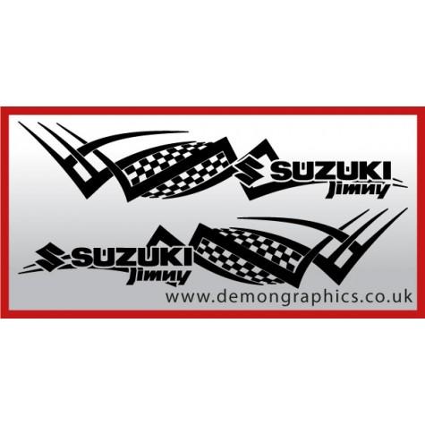 Logo tribal : Suzuki Jimny £19.99 both sides