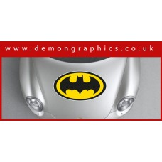 Bonnet Sticker - Batman