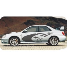 Subaru Impreza Graphics